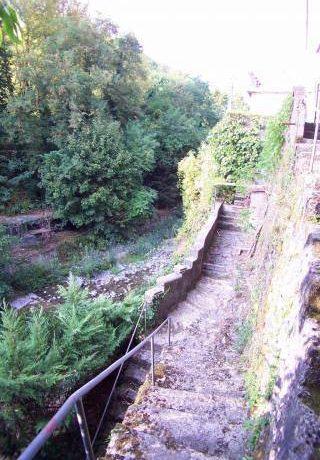 Accesso privato al fiume