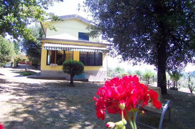 Vista laterale casa 1