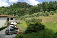 Vista principale dell'abitazione