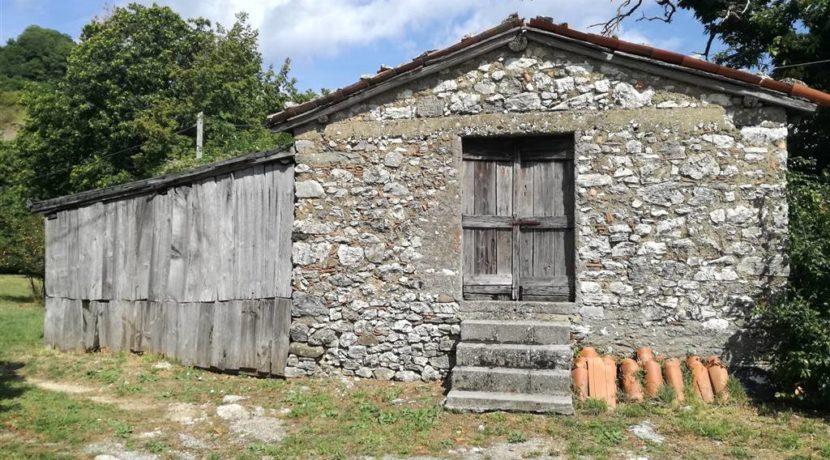 Vista principale (capanna)