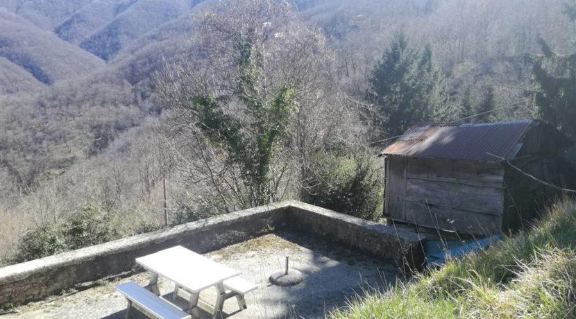 Panoramica della terrazza
