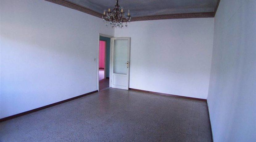 Particolare soffitto soggiorno