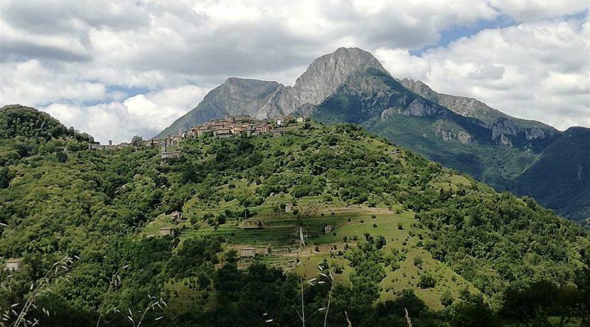 Panorama di Trassilico