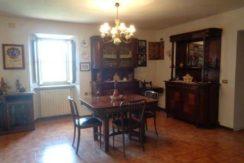 La salapranzo - The dining area