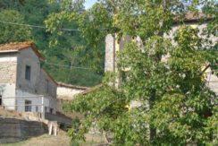Vista esterna - external view of the farmhouse