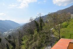 Il panorama - The view from the farmhouse