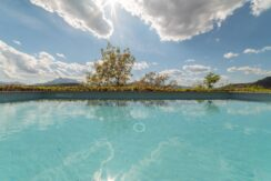 Vista dalla piscina - View from the pool
